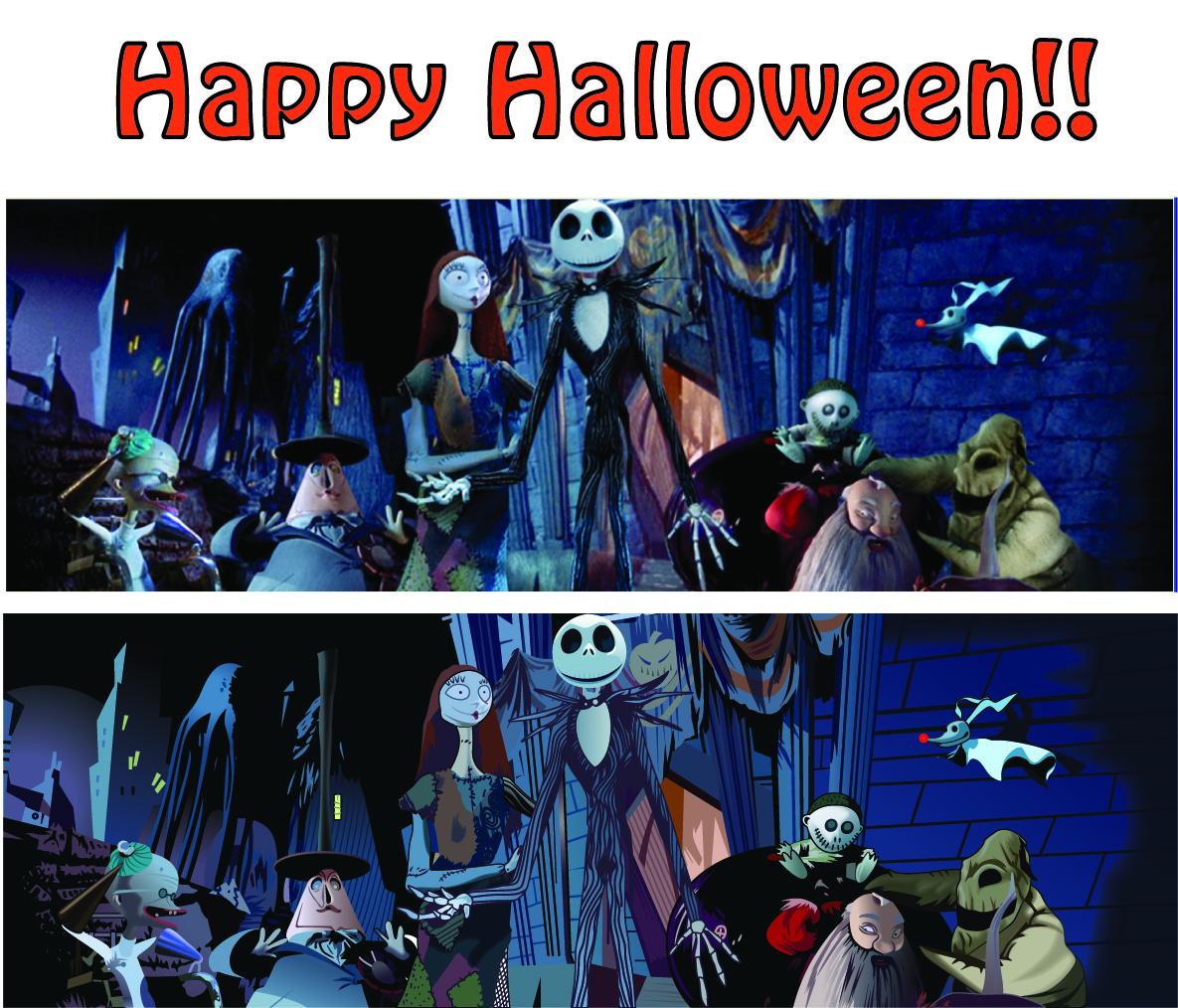 Happy Halloween!! – Vector Squad Blog