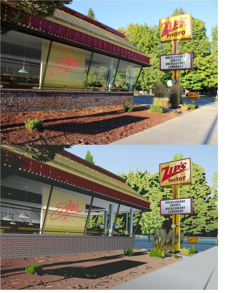 beforeafter zips burger express