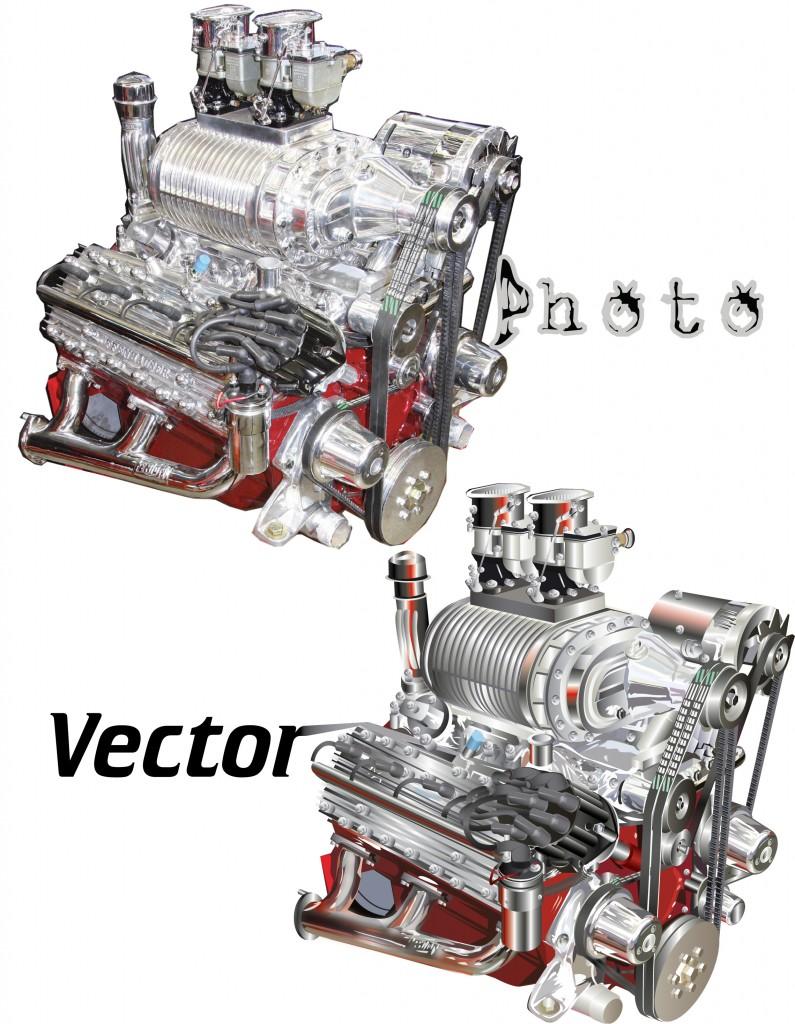 beforeafter flathead motor